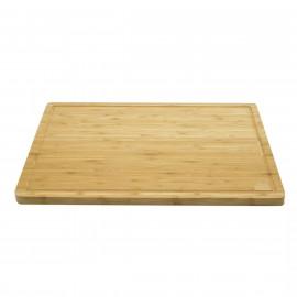 Tábua de Corte Bambu Para Cozinha Maxwell Williams 36x48cm