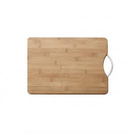 Tábua de Bambu Para Cozinha Para Corte Com Alça Maxwell Williams 28x18x2cm