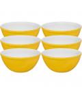 Bowl 8cm Redondo Amarelo 100ml