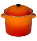 Panela Stock Pot 26cm Laranja Le Creuset