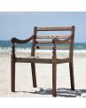 Cadeira Linah Varanda na Areia