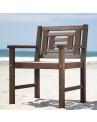 Cadeira em Madeira Maciça Echoes