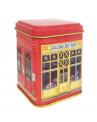 Caixa de Chá Boutique Alimport Vermelha