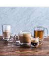 Jogo com 2 canecas de vidro de parede dupla para Espresso 80 ml ZWILLING Sorrento