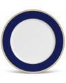 Prato Raso do Aparelho de Jantar Classic Blue Porto Brasil