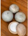 Saleiro Bola 8cm em Pedra Sabão 03