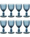 Taça de Licor Bico de Jaca Azul Escuro 50ml