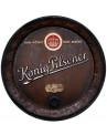Tampa de Barril Decorativa Cerveja König Pilsener 42cm