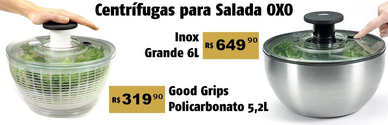 Centrífugas para Salada OXO
