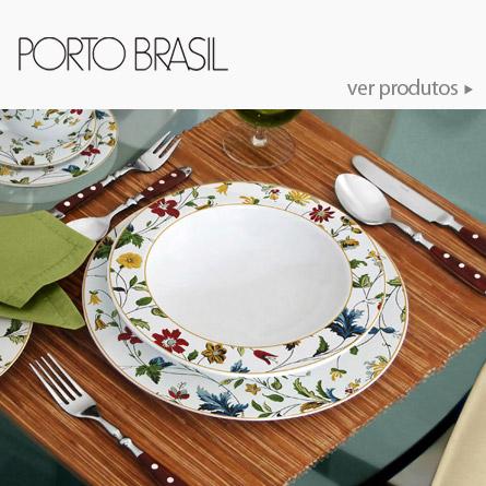 Porto Brasil - Aparelhos de Jantar