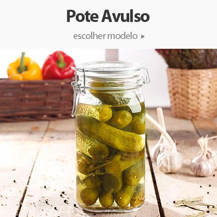 Pote Hermético Avulso