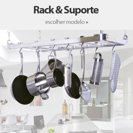 Rack e Suporte de Cozinha