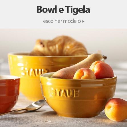 Bowl e Tigela